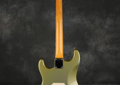 Fender Stratocaster 1965 Green (3)