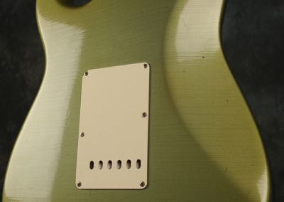Fender Stratocaster 1965 Green (7)