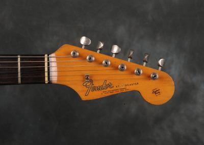 Fender Stratocaster 1965 Sonic Blue (11)