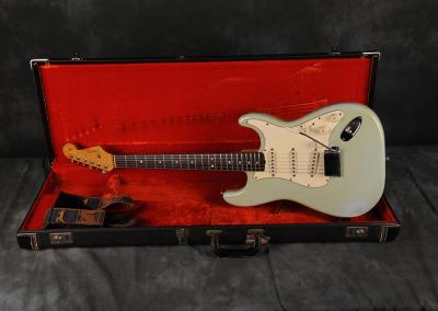 Fender Stratocaster 1965 Sonic Blue