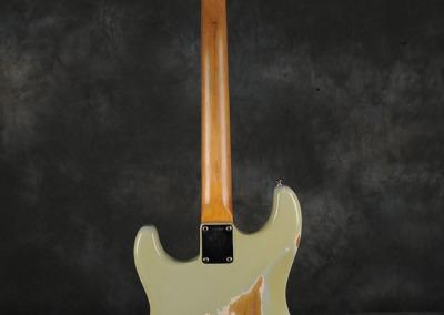 Fender Stratocaster 1965 Sonic Blue (6)
