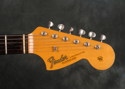 Fender Stratocaster 1966 Fiesta Red (11)