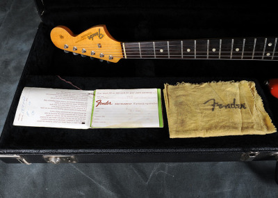 Fender Stratocaster 1966 Fiesta Red (15)
