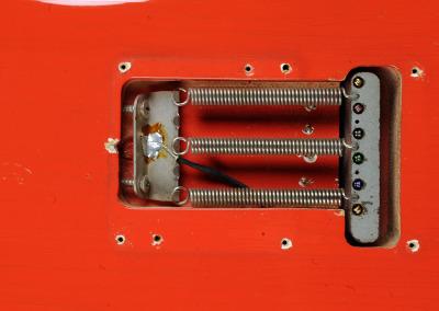 Fender Stratocaster 1966 Fiesta Red (9)