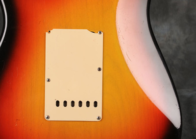Fender Stratocaster 1966 Sunburst 1 (4)