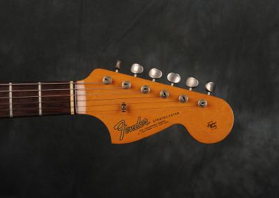 Fender Stratocaster 1966 Sunburst 1 (7)