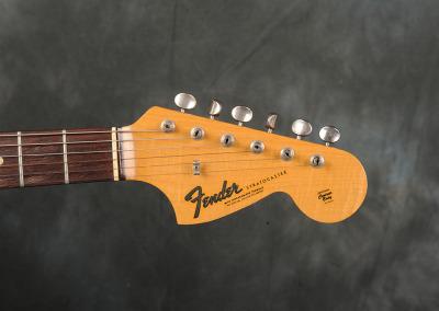 Fender Stratocaster 1966 Sunburst 2 (7)