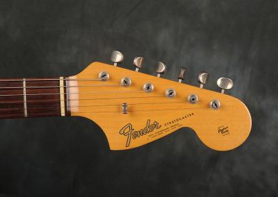 Fender Stratocaster 1966 Sunburst 3 (6)