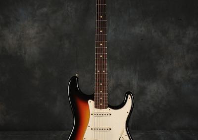 Fender Stratocaster 1966 Sunburst 4 (1)