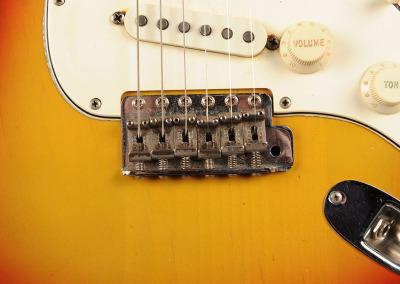 Fender Stratocaster 1966 Sunburst 4 (11)