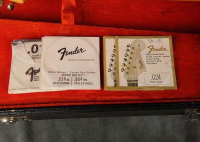 Fender Stratocaster 1966 Sunburst 4 (12)