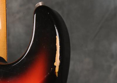 Fender Stratocaster 1966 Sunburst 4 (7)