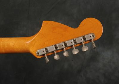 Fender Stratocaster 1966 Sunburst 5 (11)