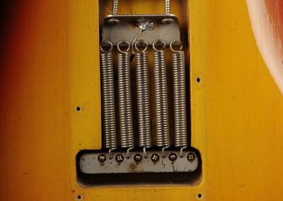 Fender Stratocaster 1966 Sunburst 5 (13)