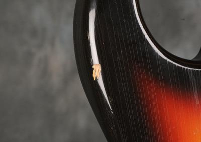 Fender Stratocaster 1966 Sunburst 5 (3)