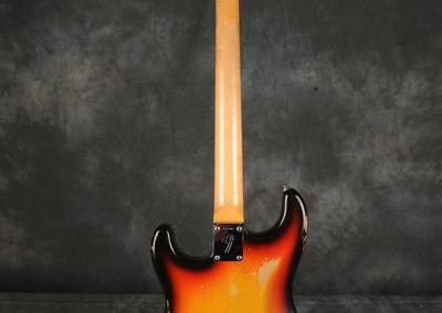 Fender Stratocaster 1966 Sunburst 6 (3)
