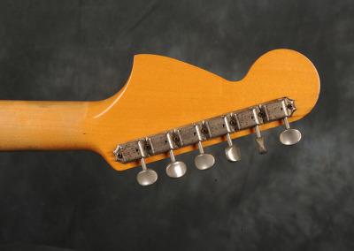 Fender Stratocaster 1966 Sunburst 6 (7)