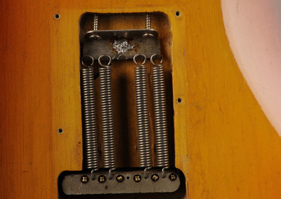 Fender Stratocaster 1966 Sunburst 6 (8)