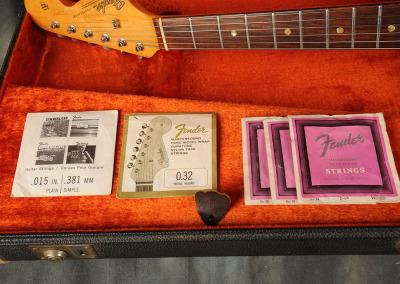 Fender Stratocaster 1966 Sunburst 7 (11)