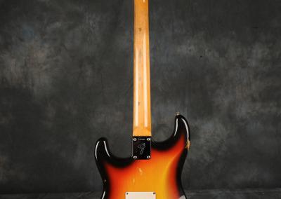 Fender Stratocaster 1966 Sunburst 7 (3)