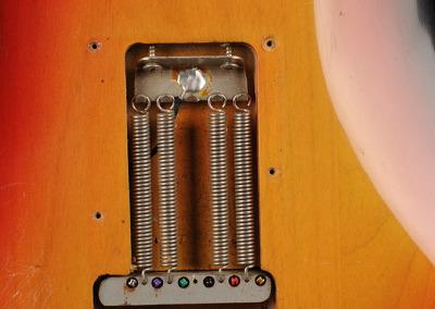 Fender Stratocaster 1966 Sunburst 8 (10)