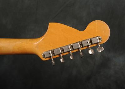Fender Stratocaster 1966 Sunburst 8 (9)