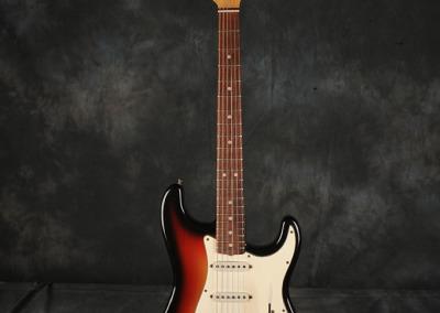 Fender Stratocaster 1969 Sunburst (1)