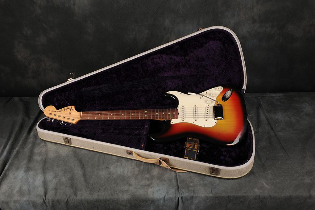 1969 Fender Stratocaster Sunburst