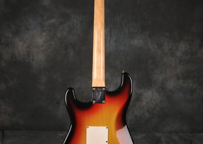 Fender Stratocaster 1969 Sunburst (3)