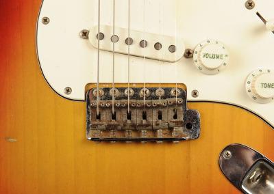 Fender Stratocaster 1969 Sunburst (9)