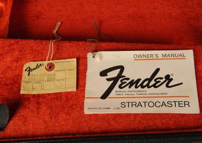 Fender Stratocaster 1971 Ow (10)