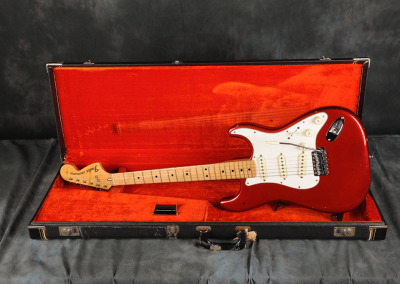 Fender Stratocaster 1972 Candy Apple Red