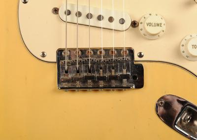 Fender Stratocaster 1972 OW (11)