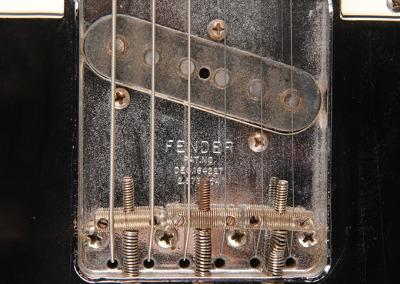 Fender Telecaster 1966 Black (10)