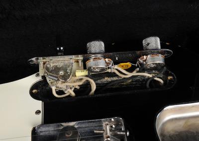 Fender Telecaster 1966 Black (12)