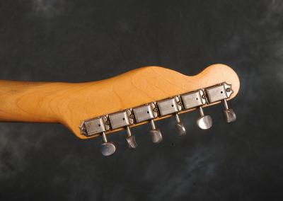 Fender Telecaster 1966 Black (7)