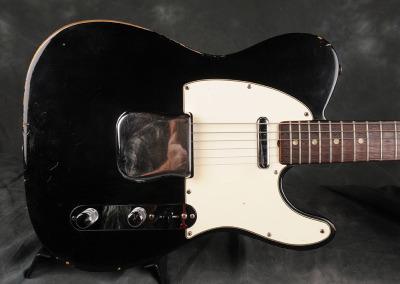 Fender Telecaster 1966 Black (9)