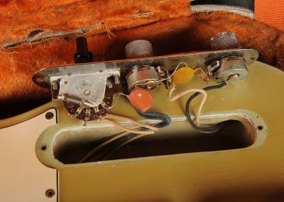Fender Telecaster 1966 Sonic Blue (11)