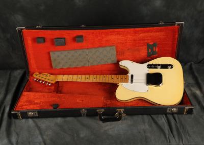 Fender Telecaster 1967 Custom Tuxedo