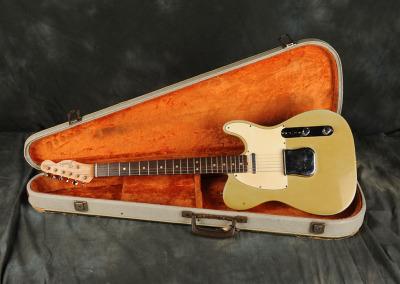 Fender Telecaster 1966 Sonic Blue