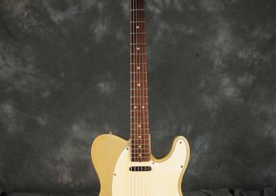 Fender Telecaster 1966 Sonic Blue (1)