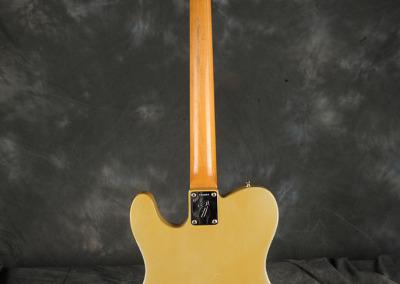 Fender Telecaster 1966 Sonic Blue(2)