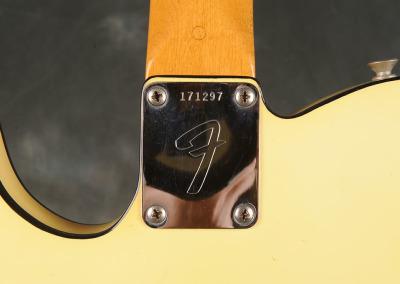 Fender Telecaster 1967 Tuxedo (5)