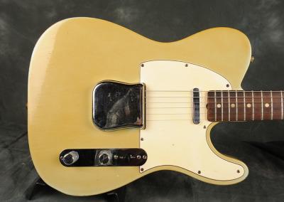 Fender Telecaster 1966 Sonic Blue (9)