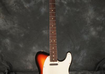Fender Telecaster 1966 Sunburst (1)