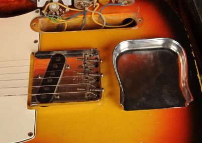 Fender Telecaster 1966 Sunburst (11)