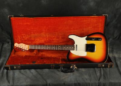 Fender Telecaster 1966 Sunburst