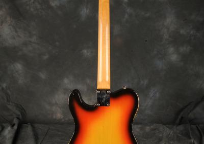 Fender Telecaster 1966 Sunburst (2)