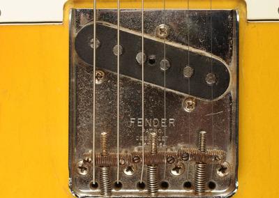 Fender Telecaster 1966 Sunburst (9)