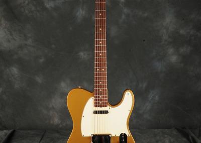 Fender Telecaster 1968 Finemist Gold (1)